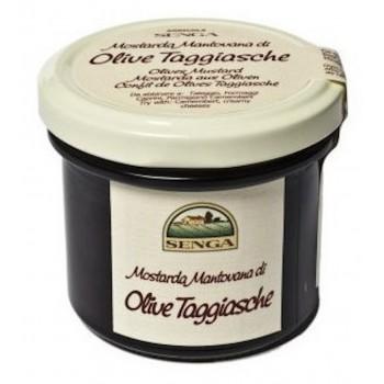 Moutarde d'olives...