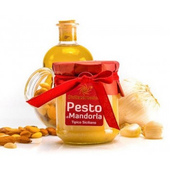 Pesto d'amande Sicilia...