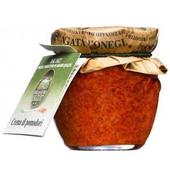 Crème de tomates séchées...
