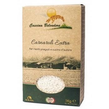 Riz Carnaroli Belvedere 1kg