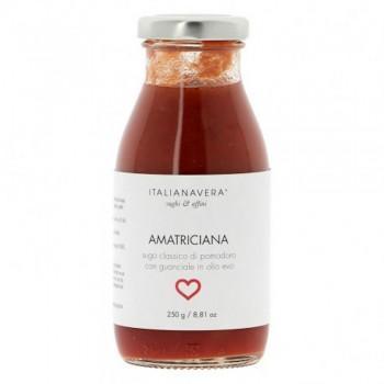 Sauce amatriciana tomate...