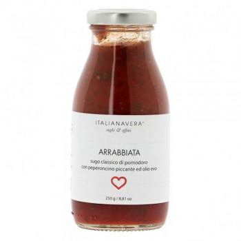 Sauce Arrabiata tomate...