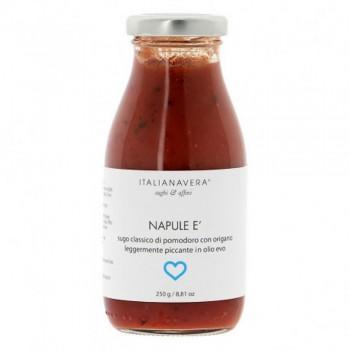 Sauce Napule Tomate origan...