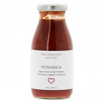 Sauce puttanesca Olive...
